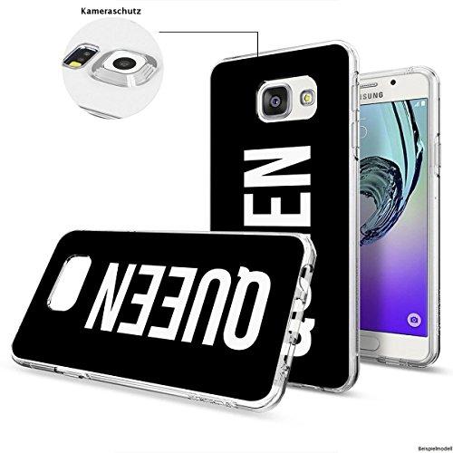 Motivo Serie 1 Custodia Rigida Iphone - You are non speciale nero, Samsung Galaxy S5 Regina