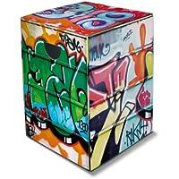 "Papphocker""Graffiti"" preisvergleich bei kinderzimmerdekopreise.eu"