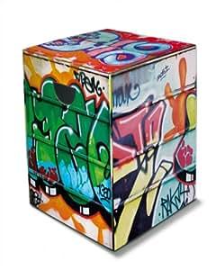 Papphocker Graffiti