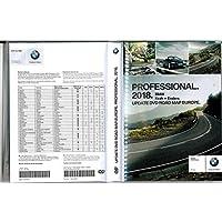 "Mapa de navegación en DVD de Europa 2018 ""Navi Update Professional"" de BMW"