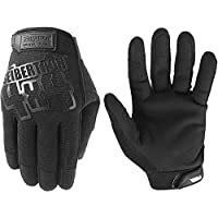Seibertron Original Multifunction Mechanic Touchscreen Safety Work Gloves Fit For Working On Cars,Driving,Gardening, Tactical and Outdoor Sports Black L