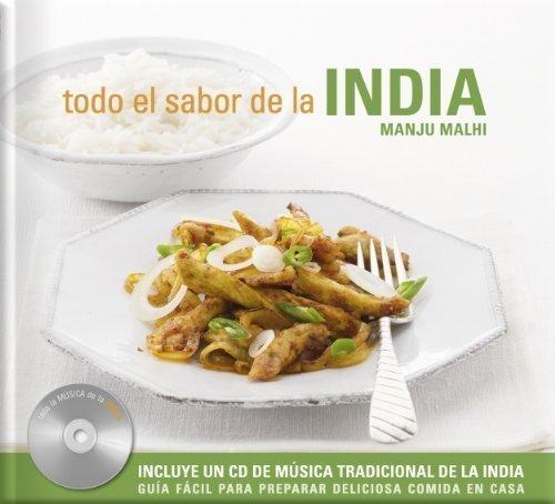 Todo el sabor de la India (+CD) (Sabores)