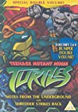 Teenage Mutant Ninja Turtles, Vol. 5 Notes from The Underground / Vol. 6 Shredder Strikes Back [DVD]
