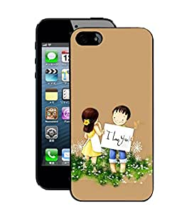 Crazymonk Premium Digital Printed Back Cover For Apple I Phone 5C
