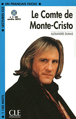 comte-de-monte-cristo-cd-lectures-cle-en-francais-facile