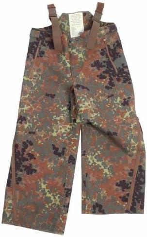 Mil-Tec - Pantaloni mimetici impermeabili, esercito tedesco   Premio pazzesco, pazzesco, pazzesco, Birmingham    Pregevole fattura  afa706