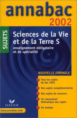SVT S. Sujets 2002