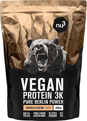 nu3 Superfood Smoothie Vegan Protein Superfood Smoothie im Test