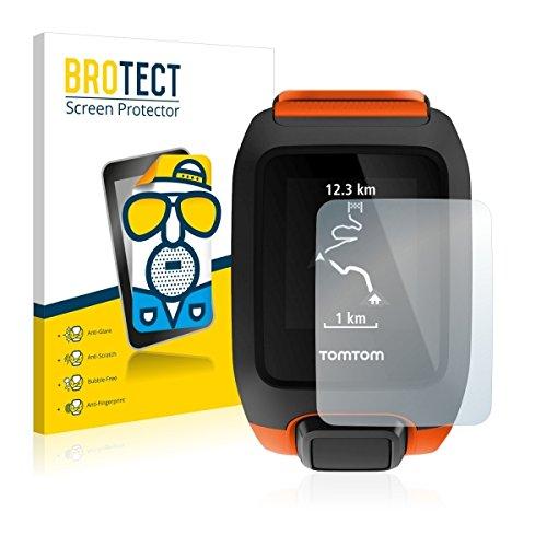 2X BROTECT Matt Bildschirmschutz Schutzfolie für Tomtom Adventurer (matt - entspiegelt, Kratzfest, schmutzabweisend)
