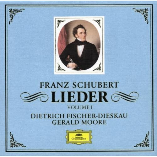 Schubert: Lieder (Vol. 1) (9 CDs)