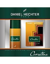 DANIEL HECHTER Coffret Parfum Caractère avec Déodorant