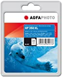 AgfaPhoto APHP350XLB Tinte für HP OJ5780, 34 ml, schwarz