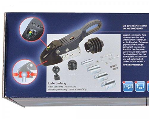 Preisvergleich Produktbild Winterhoff WS 3000 Sicherheitskupplung Ausf. D 12/12