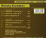 Rimsky-Korsakov: Symphonies Nos. 1-3, Capriccio Espagnol, Russian Easter Overture, Sadko, Piano concerto