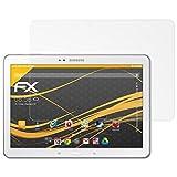 atFolix Schutzfolie für Samsung Galaxy TabPro 10.1 (LTE & Wi-Fi) Displayschutzfolie - 2 x FX-Antireflex blendfreie Folie