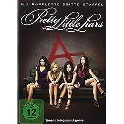 Pretty Little Liars - Die komplette dritte Staffel [6 DVDs]