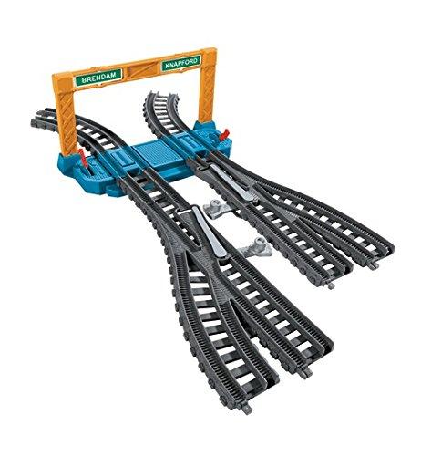 Fisher-Price - Thomas et ses Amis - Trackmaster - Aiguillage, Stop et Signalisation - Extension pour Circuit