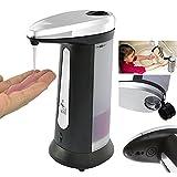 Suyi automático Sensor de infrarrojos Touchless 400ml jabón líquido dispensador para Cocina Baño