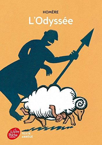L'Odyssée - Texte Abrégé par Homère
