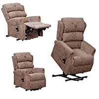 Axbridge riser recliner chair electric rise lift mobility lift armchair