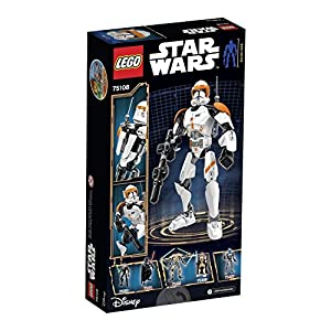 LEGO Star Wars 75108: Clone Commander Cody