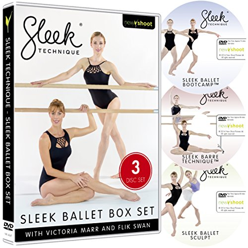 llet Body Box Set (3 DVD's) ()