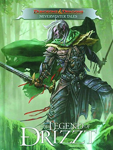 Dungeons & Dragons: The Legend of Drizzt - Neverwinter Tales (Dungeons & Dragons (Idw Hardcover)) by R. A. Salvatore (2012-04-05)