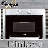 Whirlpool AMW 430 IX Mikrowelle / 750 W