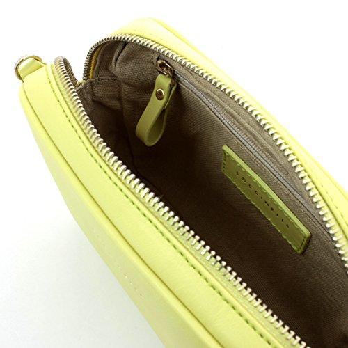 Minibag in pelle ZENZERO