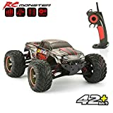 GoStock Remote Control Car, 1:12 Scale RC Cars Monster Truck Off Road Electric
