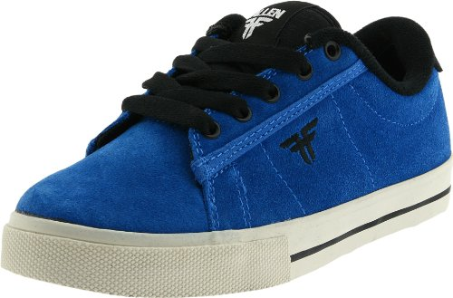 Fallen Bomber 23818043, Scarpe da skateboard unisex bambino Blu (Blau (Imperial Blue/Black))