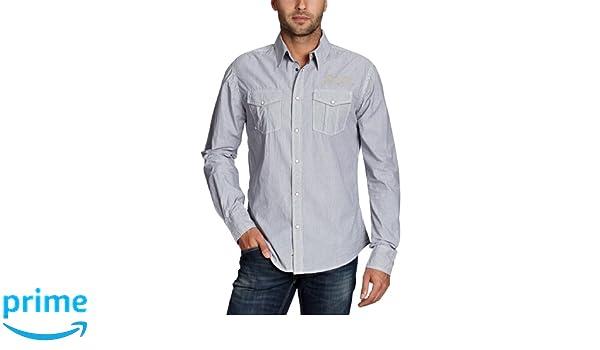 Cross Jeans - 30105 - Polo - Homme - Bleu V69 - Taille XXL (DE: 60/62)