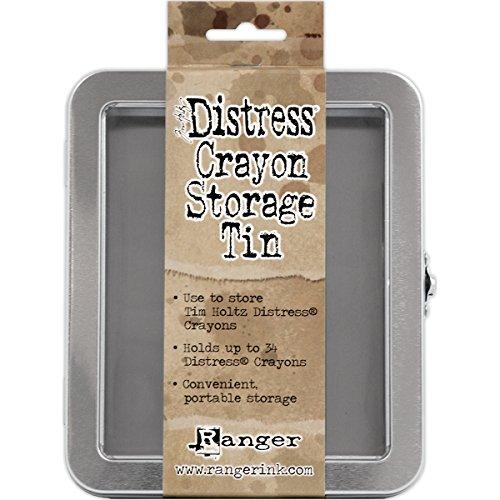 Ranger Distress Kreiden, grau, Blech