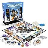 Monopoly E6291100 Gamer Sammler-Ausgabe Brettspiel ab 13 Jahren Geschenk für Overwatch-Spieler