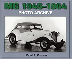 MG 1945-1984: Photo Archive (Photo Archive Series)