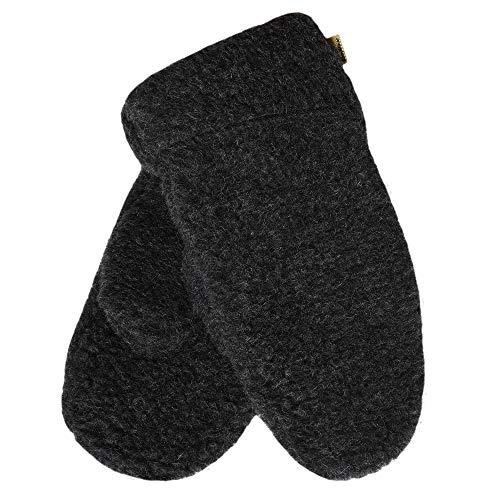SamWo, Fäustlinge/Handschuhe aus 100{7041975de0cf5a0ccd6da2f4653394543589c71435a181f1dc46bd93bc542de9} Merinowolle, wohlig warm, WF anth M