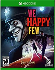 Gearbox Publishing We Happy Few Xbox One One Size Multi