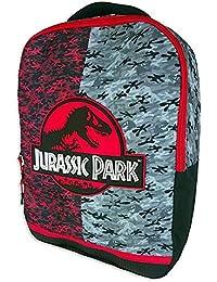 Preisvergleich für Jurassic World Kids JRCF42-K0, Jungen Kinderrucksack Black, Red, Grey, Multi Einheitsgröße