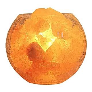Pure Crystal Block Salt Rock Stones Air Purifier Home Decor For Night Light Decoration Crafts For Salt Light Lamp