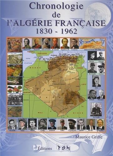 Chronologie de l'Algérie française, 1830-1962