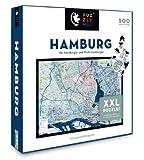 Unbekannt Puzzlemap 88005 - Puzzlemap Hamburg