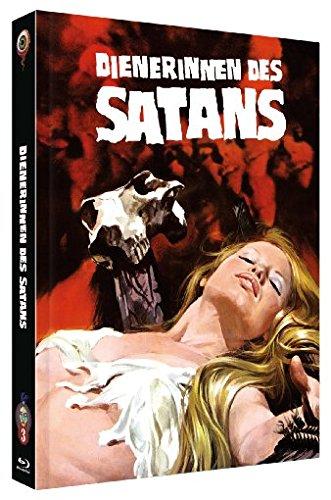 Bild von Dienerinnen des Satans uncut [Blu-Ray+DVD] auf 500 limitiertes Mediabook Cover B