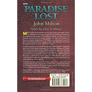 Paradise Lost By John Milton Pdf