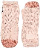 adidas Damen Climawarm Chunky Fäustlinge Handschuhe, Vappnk/Rawpin, 2XS