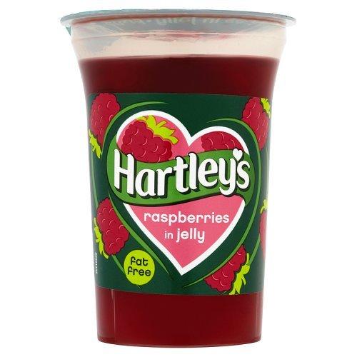 Hartleys Raspberries in Jelly, 175g Test