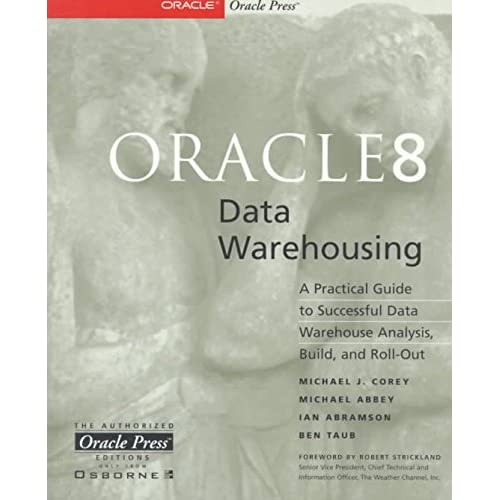 [(Oracle 8 Data Warehousing)] [By (author) Michael J. Corey ] published on (May, 1998)