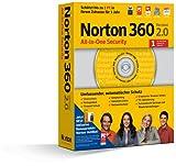 Norton 360 2.0 incl. Norton AntiBot 1 PC