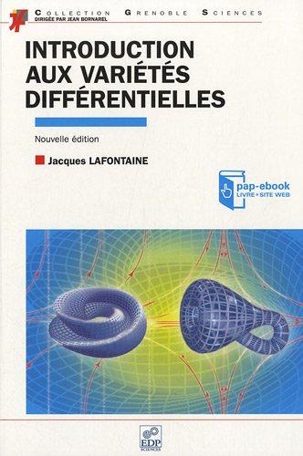 Introduction aux variétés différentielles