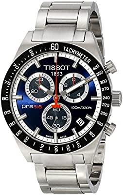 Tissot T0444172104100 - Reloj para hombres color plateado