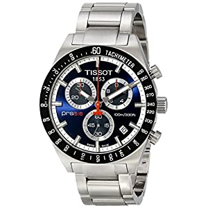 Tissot T0444172104100 – Reloj para Hombres Color Plateado